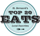 St. Bernard Top Eats