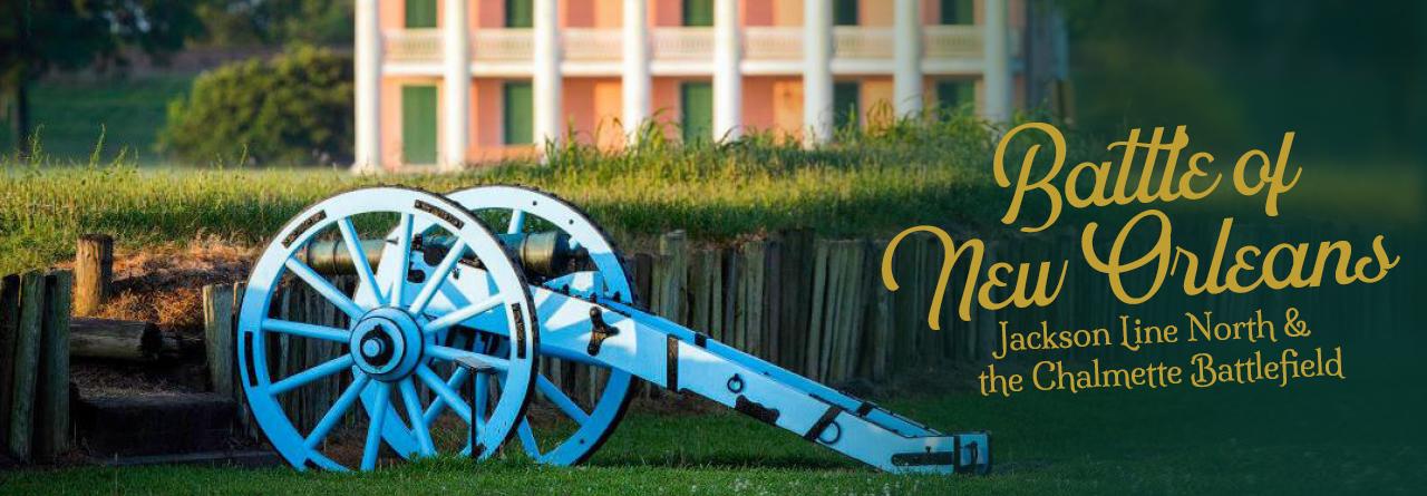 Chalmette  Battlefield site of Battle of New Orleans