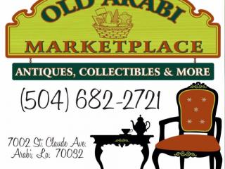 Old Arabi Marketplace