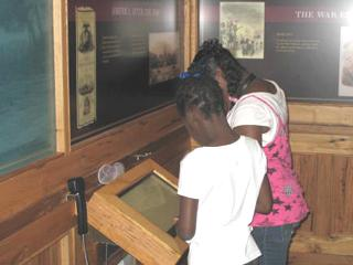 Explore History at the Chalmette Battlefield