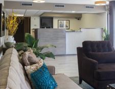 Marina Motel - Lobby