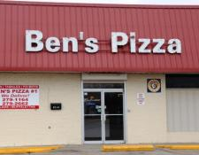 Ben's Pizza