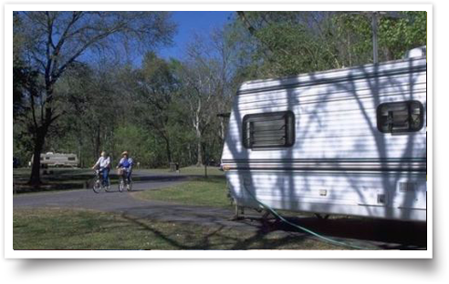 Campground RV Park Camp In St Bernard Fanz Mobile Home